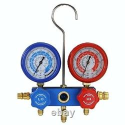 Air Vacuum Pump HVAC AC Refrigeration Kit AC Manifol3CFM or 4CFM Top Quality