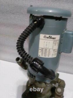 Air techniques dental vacuum pump 2hp from vacstar 80