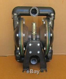 Aro 1 BSP Air Diaphragm Pump Aluminum Body w Teflon Diaphragms 666120-344