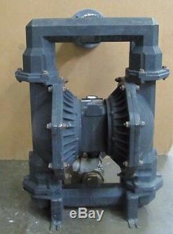 Aro Pd30a-acp-ggg-b 3 Npt Aluminum Air Carbon Steel Flow Diaphragm Pump