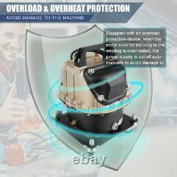 Auto Refrigerant Vacuum Pump HVAC Air Condition 110V/60HZ Refrigeration 150ML