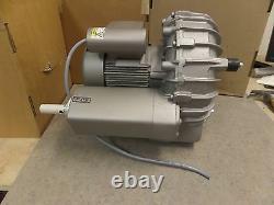 Becker Sv 5.130/2 Vaccuum Air Pump Abf71/2e-7r Motor