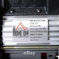 Bomba de Vacio Elimina Humedad en Sistemas de Refrigeracion y Aire Acondicionado