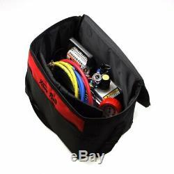 Bomba de vacio aire ac kit refrigeracion conjunto de manometros diagnostic 1/4HP