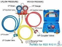 Bomba de vacio economica, 4 CFM, refrigerante de aire acondicionado HVAC con R134A
