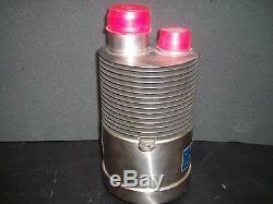CVCVMF21AIRCOOLEDDIFFUSIONVACUUMPUMPNEWLab Vapor Buster Gas Jet Warranty