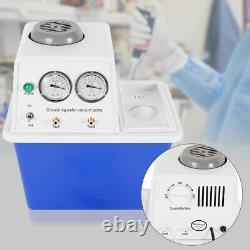Circulating Water Vacuum Pump Air 15L Max 0.098Mpa Noise 60L/min SHX-IIIB-180 US