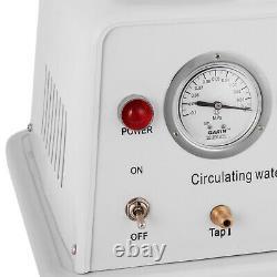 Circulating Water Vacuum Pump Air 60L/min Stainless 180W Lab Chemistry Equipment