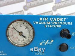 Cole-parmer 7059-40 Air Cadet Vacuum/pressure Station