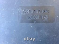 Dap W220 Mercedes 00-06 S Class Central Locking Vacuum Pump 1408001148