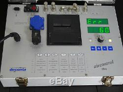 Deconta Air Plus Control Ungetestet Defekt