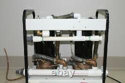 DentalEZ CustomAir Dual Head Dental Vacuum Pump 2HP 230V