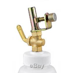 EWK 2L Pneumatic Air Vacuum Brake Bleeder Extractor Pump with 1L Filler Bottle