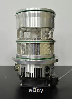 Edwards TurboMolecular Vacuum Pump EXT 40020030IPX Air Cooler 24Vdc ACX400