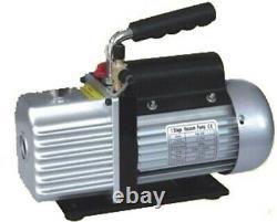 Electric Vaccum Pump Auto 2.5 CFM for Air Conditioner Refrigeration Vacuum