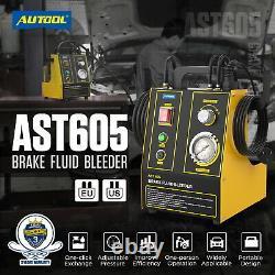 Electrical Brake Fluid Bleeder Machine Pump Kit Car Air Extractor Oil Bleeding