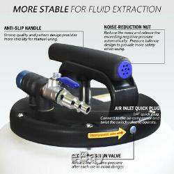 FIT 15L Pneumatic / Air & Manual / Hand Oil & Fluid Extractor Vacuum Pump -US