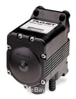 FLOJET G575215Z 1/2 Polypropylene Air Double Diaphragm Pump 5 GPM 120F