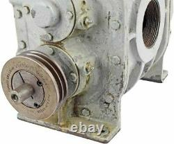 Fuller Sutorbilt Legend 4LV 3-1/4 ID Rotary Positive Displacement PD Air Blower