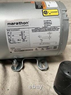 GAST 1LAA-251-M100X 1/6 HP Piston Air Compressor/Vacuum Pump 115VAC 50/50 MaxPSI