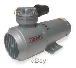 GAST 2HAH-251-M322 Piston Air Compressor, 1/3HP, 12VDCV