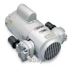 GAST 4LCB-251-M450X Piston Air Compressor/Vacuum Pump, 1/2HP