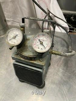 GAST DOA-P104-AA Oilless Diaphragm Vacuum Air Compressor Pump