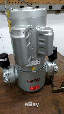 GAST M616NEX Air Compressor Pump, HZ 60, RPM 1725 HP1.0