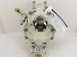 GRACO 24G745 Blue Husky 515 Air-Operated Double Diaphragm Pump 3/4 BSPP