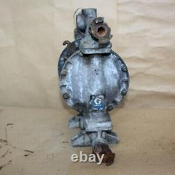 GRACO HUSKY 1050 Air Operated Diaphragm Pump Pneumatic Paint PPE Polypropylene