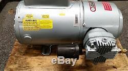 Gast 3/4 HP 5HCD-43-M550NGX Piston Air Compressor 100 PSI