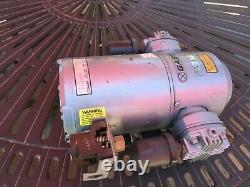 Gast 3LBA-32-M00X Piston Air Compressor / Vacuum Pump Used, in Working Condition