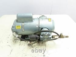 Gast 5LCA-22-M500X Oil-Less Piston Air Compressor Vacuum Pump 3/4HP 115/230V 1PH