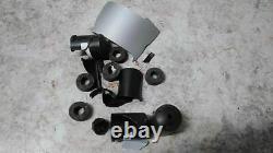 Gast 8HDM-251-M853 2 HP 1725 RPM 230/460V Piston Air Compressor/Vacuum Pump (C)