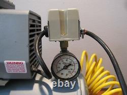 Gast Air Compressor DOA-P106-AA Vacuum Pump Oil-Less Gast Air Tank Compressor