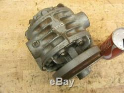 Good Used Gast 1550-V101B Vacuum Pump Air Compressor
