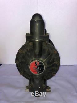 Graco Husky (1590) 1.5 Aluminium Air-operated Double Diaphragm Pump Pn Db3311