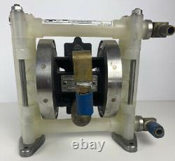 Graco Husky 307 3/8 Air Operated Double-Diaphragm Pump Model D32966