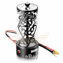 HUDY Air Vac Vacuum Pump Shock / Diff. Holder 1/10 Off Road RC Cars #HSP-104004