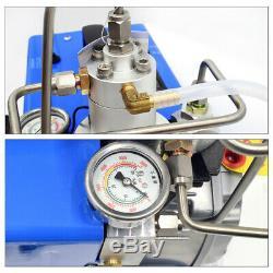 High Pressure Electric Pump PCP Air Compressor Scuba Diving 220V 30MPa 4500PSI