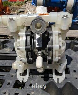 Husky 515 Air Pump Double Diaphragm, D00C Series, Max & Air 100-7