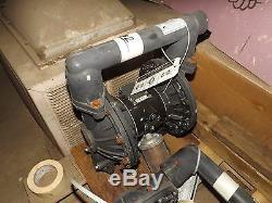 Husky Graco 1590 Air Operated Diaphragm Pump Db3321 10k08e