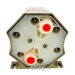 IR ARO 1/4 Non-Metallic Air Operated Diaphragm Pump 100 psi PD02P-AKS-KTT