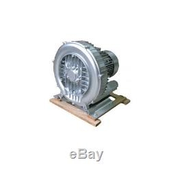 Industrial High Pressure Fan Vortex Vacuum Pump 220V Dry Air Blower for Machine