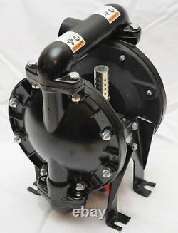 Ingersoll Rand ARO 666100-362-C 35GPM Cast Aluminum Diaphragm Pump 1 Outlet