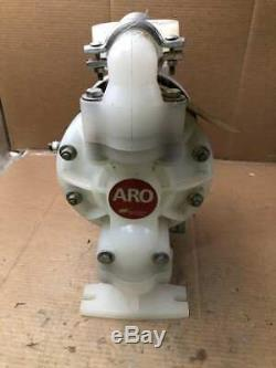Ingersoll Rand ARO 6661B3-344-C 1 PP Air Operated Double Diaphragm Pump 120PSIG