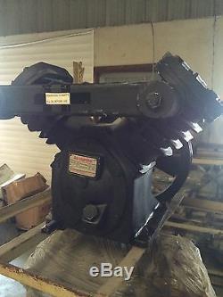 Ingersoll Rand D255 V255 Degasser Air Compressor Vacuum Pump