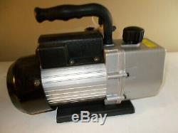 Interdynamics VCP-50 Air Conditioning 5.0 CFM Heavy Duty Vacuum Pump