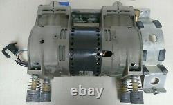 Invacare Homefill II Air Separator Thomas 2660 Series Vacuum Pump 45psi 4.6cfm