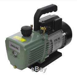 Javac CC231 2 Stage Air Conditioning A/C Refrigeration Vacuum Pump